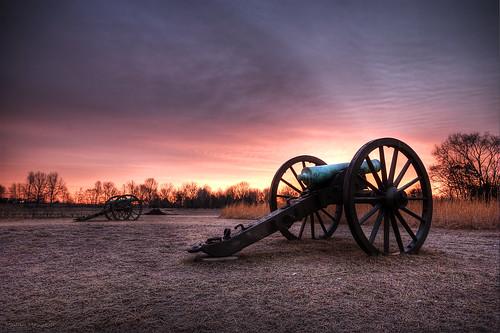 sunrise canon river war stones tennessee civil hero winner battlefield murfreesboro thechallengefactory borocover