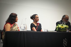 Sheila Jasanoff, Arundhati Roy and Homi Bhabha