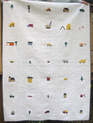 Busytown Quilt | by teaginny