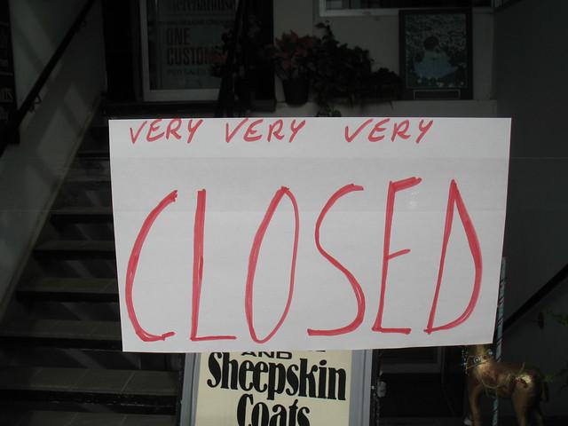 Very Very Very Closed (2)