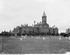 Cricket, Upper Canada College, Forest Hill | by Toronto History