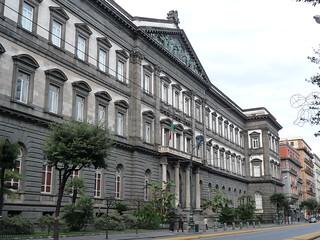 Università Federico II - Corso Umberto, Napoli   by twiga_swala