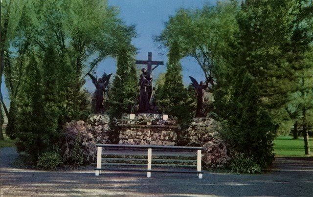Seven Dolors Shrine in Portage Township, Porter County, Indiana