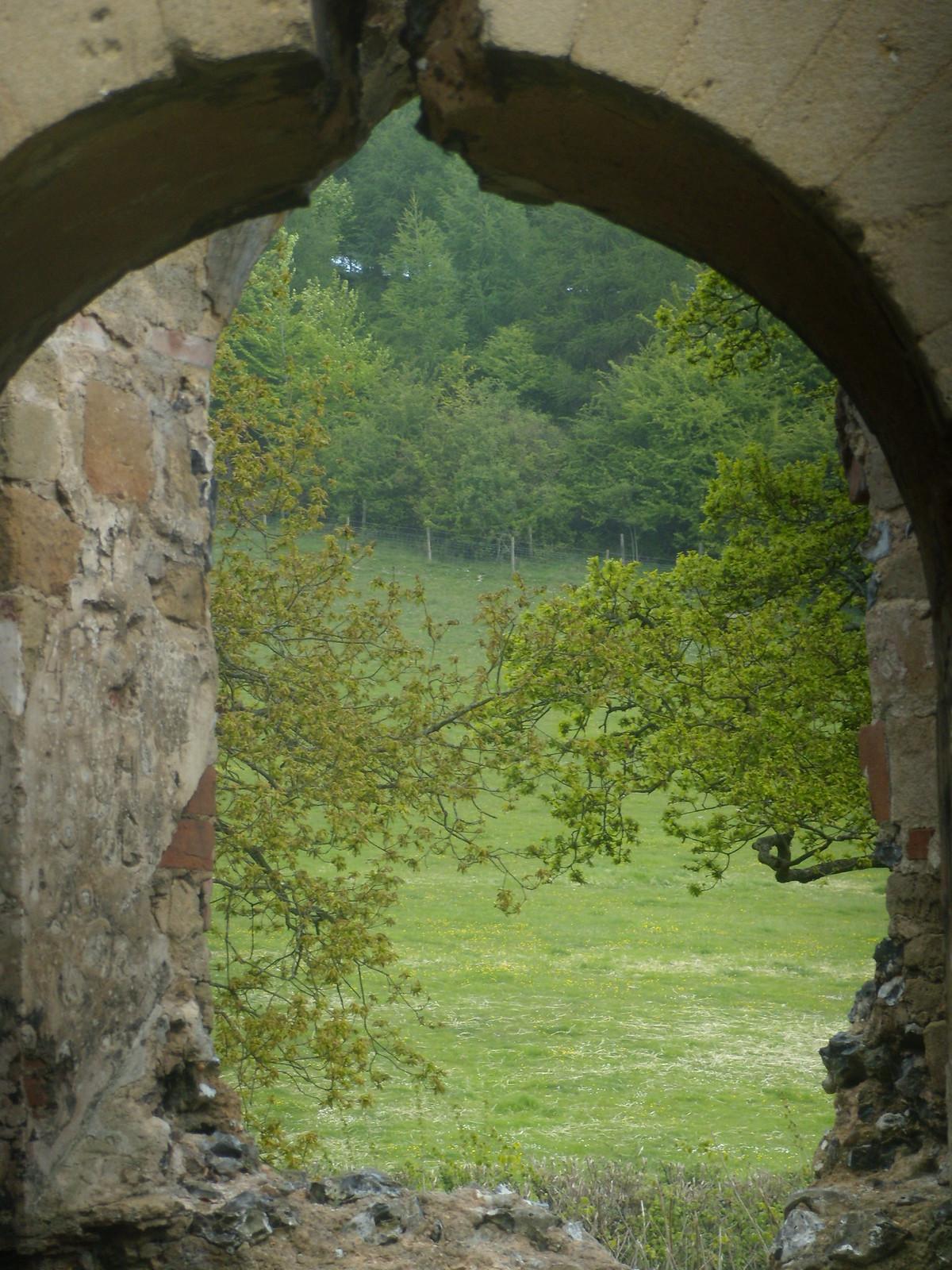 Ruin with a view Henley Circular via Stonor