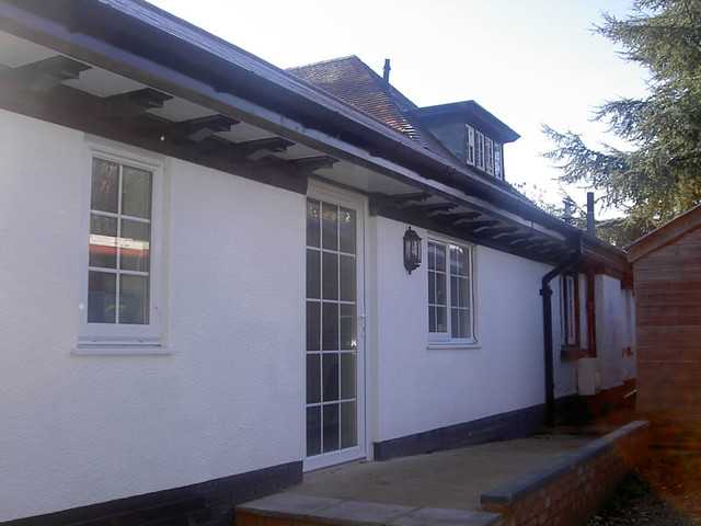 <p>Tipton St. John Village Hall. Single storey extension incorporating a multifunction room, ladies toilets and store room.</p>