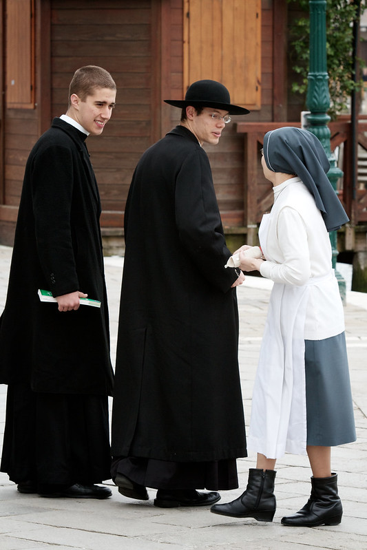 The new clergy