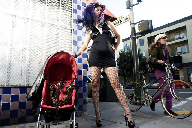 Sadie Lune Prepares for Motherhood