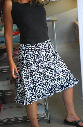 my favorite a-line skirt | by JonaG