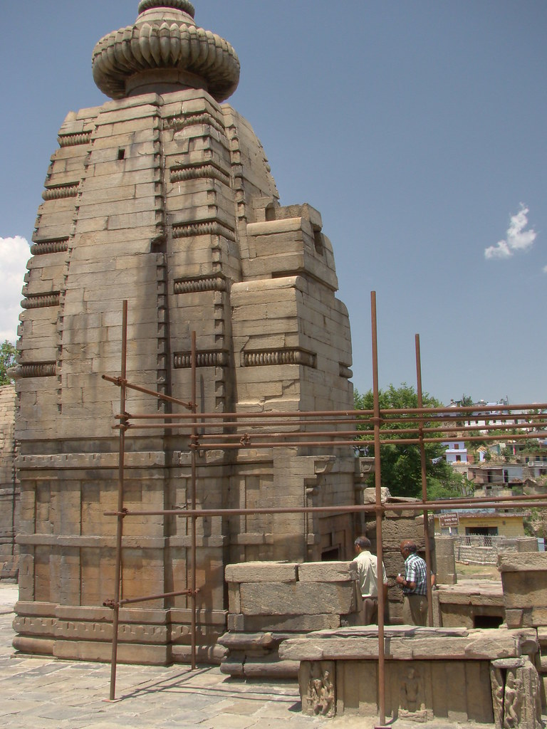 Baijnath | Very fine example of ancient Indian architecture,… | Flickr