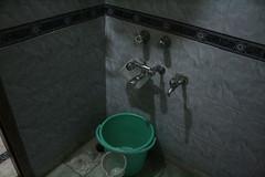 インドのトイレにかならずあるバケツ | by kimama_labo