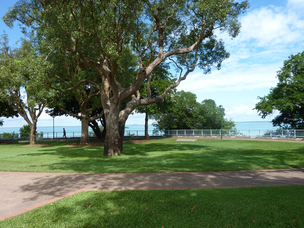 Bicentennial Park Campervan Finder