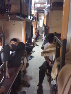 [India] インドの長距離電車の様子 | by kimama_labo