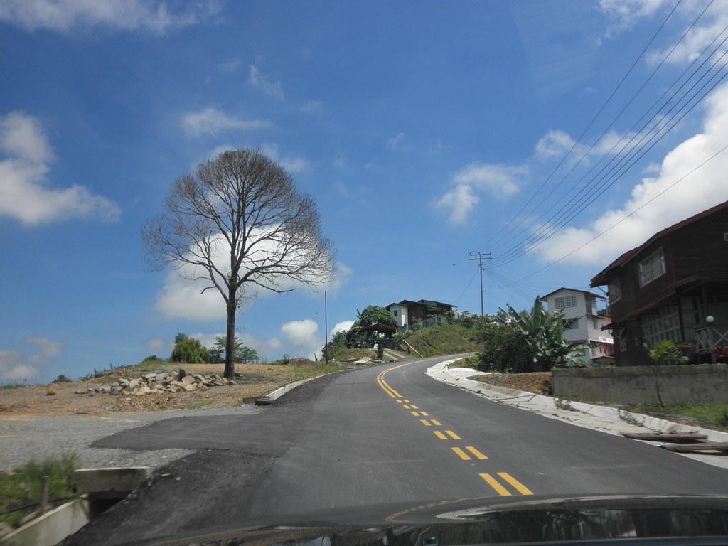 Kokol Hill near Kota Kinabalu