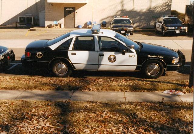 Marshall Police