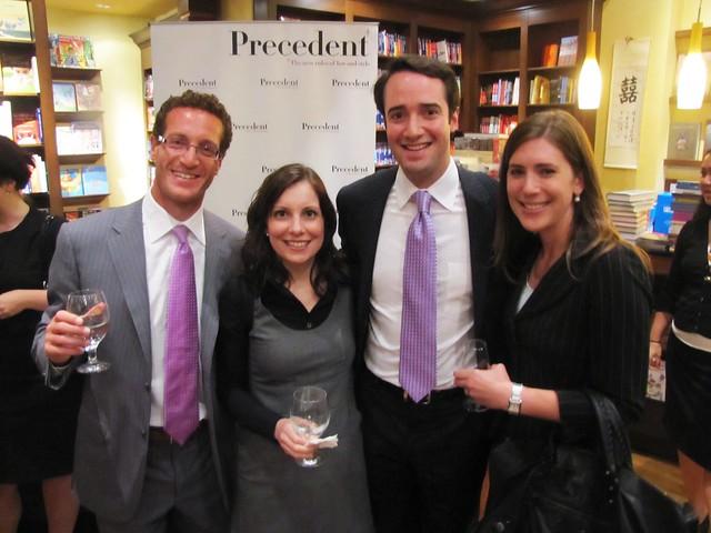 2010 Precedent Setter Awards Reception