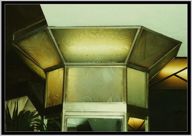 Los Angeles LA ~ Oviatt Building ~  Glass Decor Decor Inside