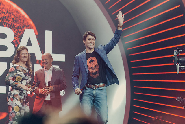 Justin Trudeau Global Citizen 06 07 17