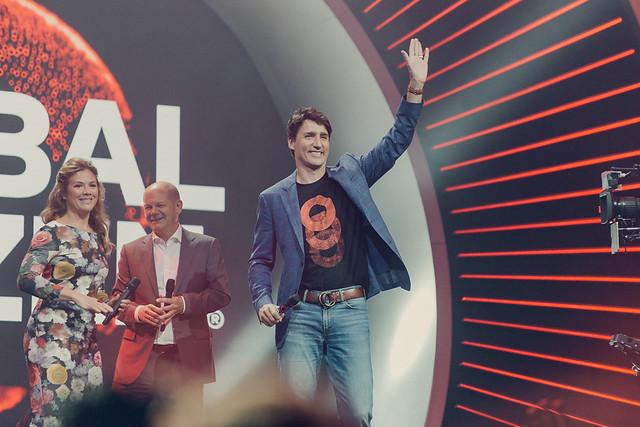 Justin Trudeau Global Citizen 06 07 17