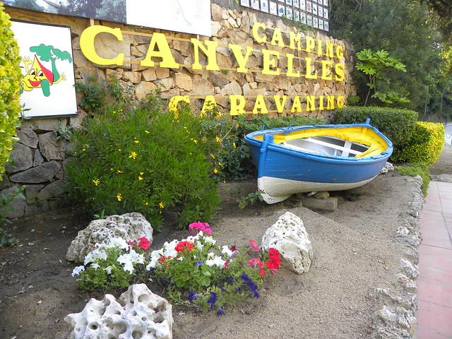 Camping Cala Canyelles