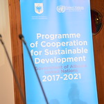 The Programme of Cooperation for Sustainable Development 2017-2021 combines the expertise of seventeen UN Agencies with increased synergies, efficiency and effectiveness, to enhance their contributions to Albania's development, achievement of the Sustainable Development Goals and EU Integration Agenda.