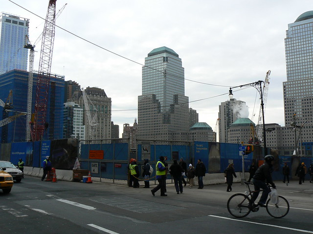 WTC New York - Ground Zero