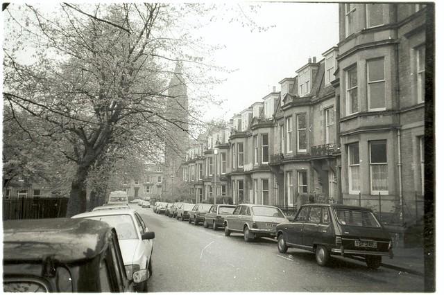 Westhall Gdns, Edinburgh