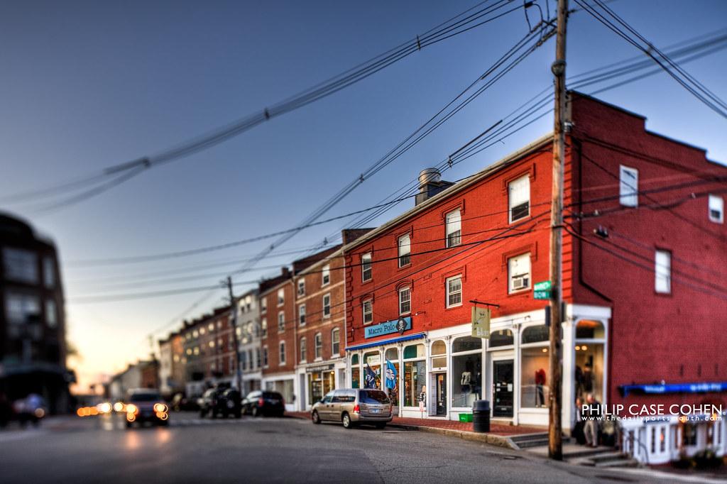 Market Street by Philip Case Cohen