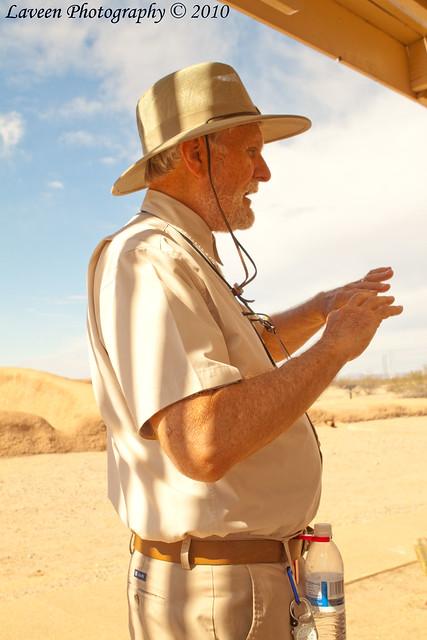 Steve Weber, Volunteer - Stranger 54