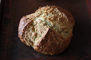 brown butter soda bread | by robin.salant