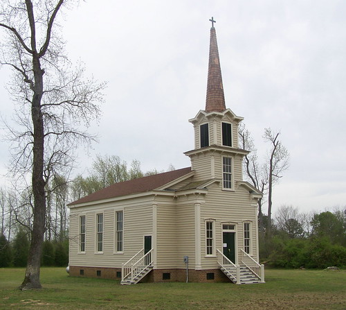church northcarolina bertiecounty
