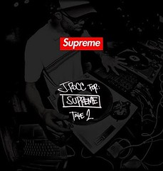 J.Rocc / For Supreme Take 2 | by senes23