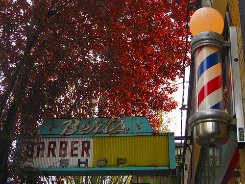 Bert's Barber Shop | by H.L.I.T.