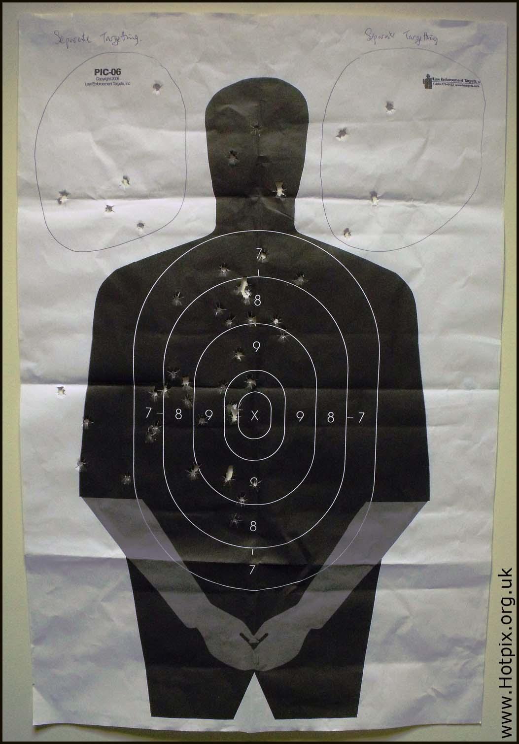 paper,target,law,enforcement,holes,used,glock,17,9mm,black,white,guns,people,death,fire,arm,firearm,dark,disturbia,stillife,stilllife,still,life,hotpix!
