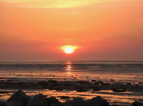 Sunset On Beach 10 (17/04/2010)