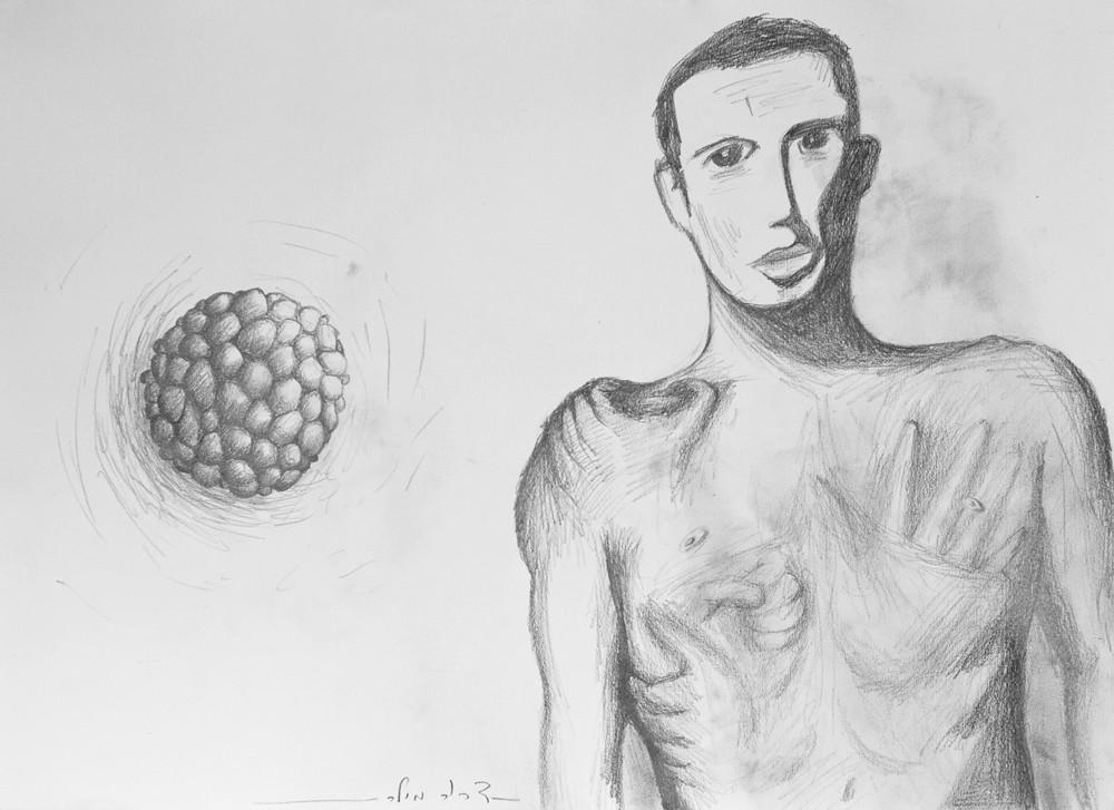 Sketch by Dror Miler