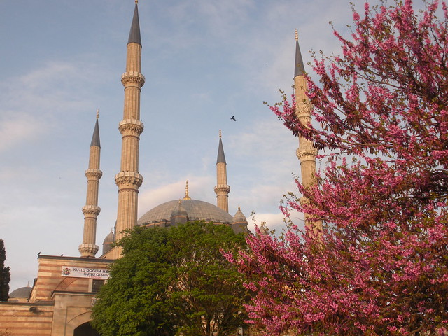 Selimiye Mosque, Edirne