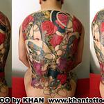 Tattoo by Khan