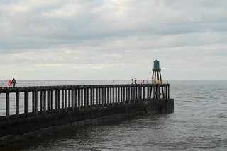 Pier, Whitby harbour | by Forest Pines