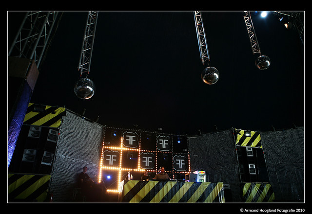 Mindraiderz @  Obsession Outdoor Festival 2010