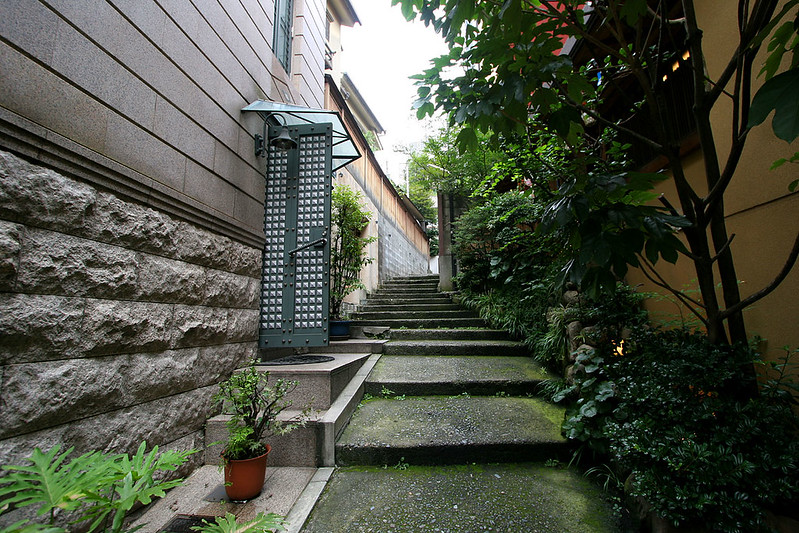 Kagurazaka Streetscape - 43