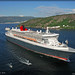 The season of cruise ships in Norway 2007