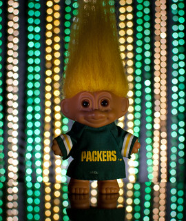 Green Bay Packers Floor Lamp