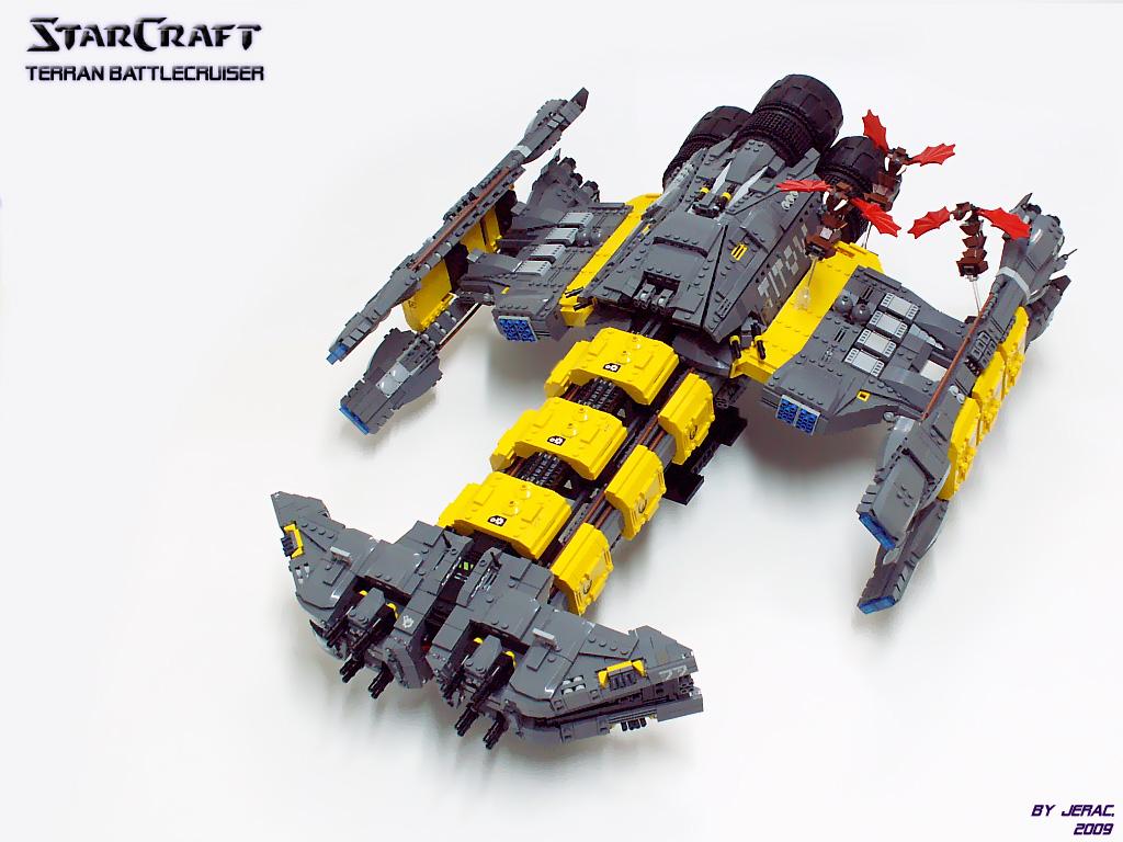 All sizes   Starcraft Battlecruiser Titow   Flickr - Photo