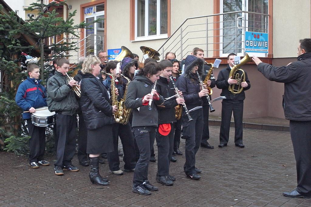 Niezidentyfikowana orkiestra dęta / Unidentified brass band