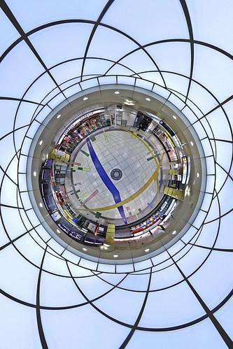 Kitasenju station planet   by heiwa4126
