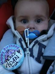 Happy B-day Prince Roan #magickingdom   by Marloes van der Heijden