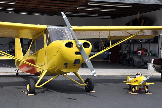baby plane