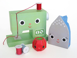 Sewing Friends | by Fantastic Toys