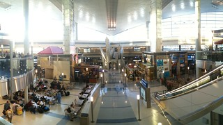 Dallas Airport - killing time between flights | by miamism