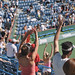 i love tennis fans by heavy in your arms